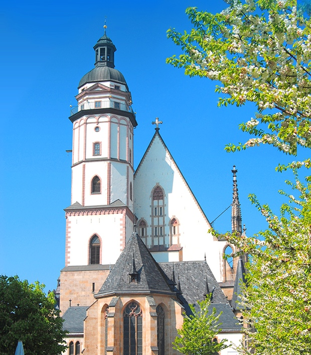 Thomaskirche Tag
